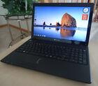 """Gateway NE55C35u 15.6"""" Laptop  2.0GHz 4GB 160GB HDD Win 7 MS Office Webacm HDMI"""