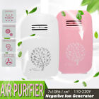 Air Purifier Negative Ion Generator Anion Portable Sterilization Disinfection
