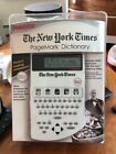Franklin NYT-540MW The New York Times PageMark Dictionary New Factory Sealed