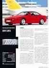 1995 BMW 850CSi V12 Coupe Original Car Review Report Print Article K15