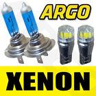 H7 55w 4500k Xenon HID Super White Effect Look Headlight Lamps Light Bulbs