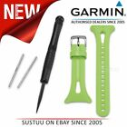 Garmin 010-11251-19│Replacement Wrist Strap Band│For Forerunner 10│Green-Small