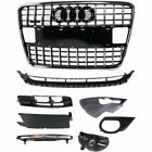 Grille Assembly Kit For 2010-2015 Audi Q7 Right 8pc