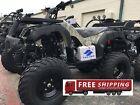 "Rhino 250 atv Adult Full Size 4 Wheeler 4 Speeds w/Reverse! Free S/H 23"" Tires"