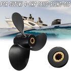 7 1/2 x 7 Marine Boat Propeller For Suzuki Outboard Engine 4-6HP 58110-91JN0-019