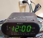 Sony Dream Machine Alarm Clock Radio Snooze Buzzer