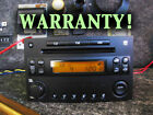 NISSAN 350Z CD DISC PLAYER STEREO RADIO 03 04 05 PP2515L-A PP2515LA CY330 CY05B