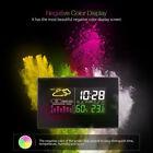 ESTACIÓN METEOROLOGICA Digital Wireless Colorful USB Backlit Weather Station