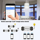 Wireless Smart Switch Home WIFI Voice Control APP Support For Alexa For Google
