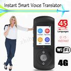 Smart Instant Automatic Translator 45 Languages Voice Translation 4G Xmas