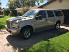 2004 Ford Excursion  2004 Ford Excursion Leather Awesome Vehicle