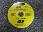 2004 Ford Escape SUV Shop Service Repair Manual DVD XLS XLT Limited 4WD