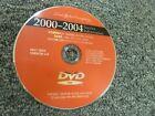 2000 Ford E-250 Econoline Van Shop Service Repair Manual DVD