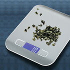 5000g/1g Digital Scale Kitchen Measure Tool Stainless Steel Electronic Weight R0