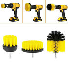 Tile Grout Power Scrubber Cleaning Brush Cleaning Kit For Electric Drills 3Pcs