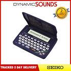 Seiko ER3200 Oxford Crossword Anagram Solver Thesaurus Spellchecker Calculator