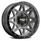 Dirty Life 9305 THEORY Wheels 18x9 (0, 5x127, 78.1) Gunmetal Rims Set of 4