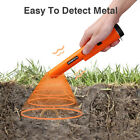 Pro Metal Detector With Holster Waterproof Pin Pointer Coil Gold Hunting Finder