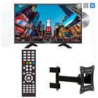 RCA19 Vintage Class HD 720P LED TV with Built-in DVD Player+wall mount Bundle