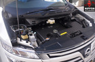 NISSAN ELGRAND E52 3.5L V6 VQ35DE FWD ENGINE 2010+