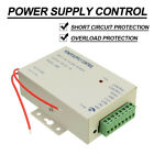 DC 12V Door Access Control System Power Supply Control Switch 3A / AC 110V-240V