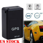 GF-07 Mini GPS Real time Car Locator Tracker Magnetic GSM/GPRS Tracking Device A