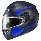 HJC 151-724 CS-R3 Dosta Snow Helmet Lg Semi Flat Blue