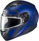 HJC 1156-1732-07 CS-R3 Faren Snow Helmet XLG Semi Flat Blue