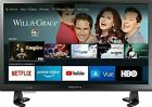 "Insignia 24"" 720p HD Smart LED TV - Fire TV Edition 24-inch NS-24DF310NA19"