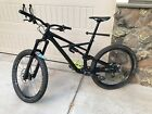 "2019 specialized enduro Large 27.5"" black/toxic green"