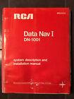 RCA DN-1001 install manual