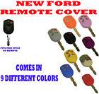 NEW LINCOLN MKZ PROTECTIVE KEY FOB REMOTE COVER BLACK