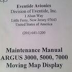 Eventide Argus 3000, 5000, 7000 Maintenance  Manual