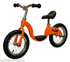 KAZAM BIKE ORANGE BALANCE LEARN TO RIDE KIDS CHILD TRAINING BICYCLE
