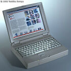 Vintage Toshiba Satellite 4010CDS PII-266 4GB Notebook Computer Windows 98 SE