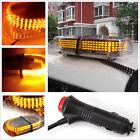 240 LED Amber/Yellow Emergency Hazard Warning LED Mini Bar Strobe Flashing Light