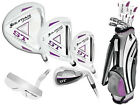 PETITE LADIES ORLIMAR ST GOLF CLUB SET wGRAPHITE WOODS&HYBRIDS+6-PW+BAG+PUTTER