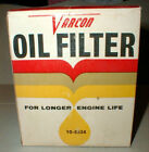 Varcon Oil Filter- 10-8534 Fits 4 CYL GMC + CHEVY II Products 62-69- Vintage New