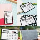 1pc Thin Slim Solar Energy Power Mini Size Outdoor Travel Pocket Calculator Kit