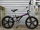 Haro Megatube MX Freestyle Bmx Bicycle ACS Z-Mag Fusion Stem Sprocket Dia-Compe