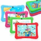"7"" Quad Core Tablet for Kids Android 4.4 KitKat 8GB WiFi Bundle Refurbished"