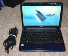 Acer Aspire One AO751h-1196  1.33GHz, 2GB, 250GB, WiFi, Vista, Blue Netbook