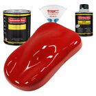 Graphic Red Quart Kit Single Stage ACRYLIC ENAMEL Car Auto Body Paint Kit