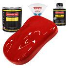 Pro Street Red Quart Kit Single Stage ACRYLIC ENAMEL Car Auto Body Paint Kit