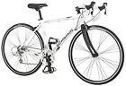 Schwinn 700C Women's Phocus 1600 Drop Bar Road Bike Bicycle - White