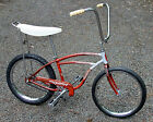 "Vintage 1956 Schwinn SPITFIRE 20"" Boys MUSCLE BIKE 1963 Stingray Clone RAT ROD"