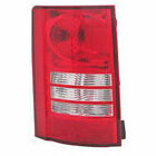 CH2800179N New  Rear, Driver Side Tail Lamp Assembly