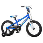 New Boys 16 Inch Schwinn Burnout Smart Start Bike Model:22188249