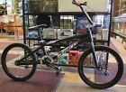 HARO RACE LT XXL BMX BIKE Black/White Used Good condition Professional Shipping