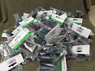 (Lot of 25 )   1 x D Size Battery Holder Box    -    Radio shack 270-403a